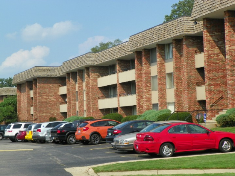Regency Park Apartments Grand Rapids Mi 600 945 Kent County